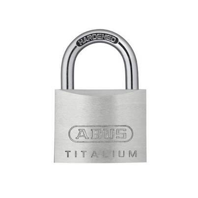 ABUS Mechanical 54TI/35 Titalium Padlock 35mm Carded