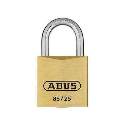 ABUS Mechanical 85/25 25mm Brass Padlock