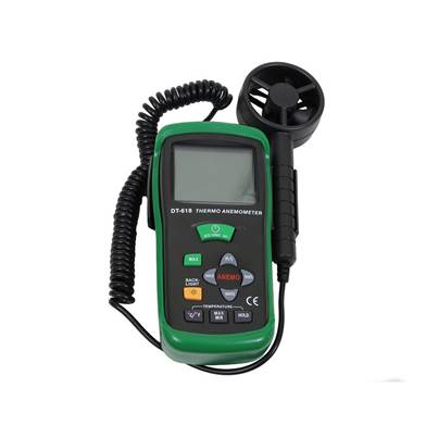 Arctic Hayes Digital Thermo-Anemometer