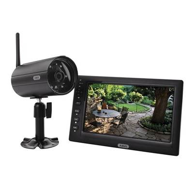 ABUS Electronic TVAC14000 Easy Home Video Surveillance Kit