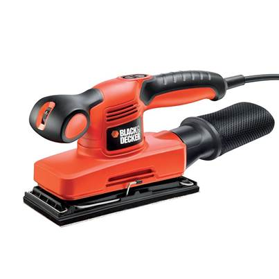 Black & Decker KA320EKA 1/3rd Sheet Variable Speed Orbital Sander 240 Watt 240 Volt