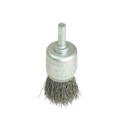 Black & Decker X36025 Wire Cup Brush 25mm x 6mm Shank