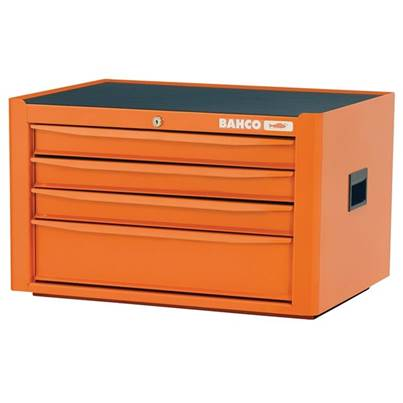 Bahco 1480K4 Top Chest 4 Drawer Orange
