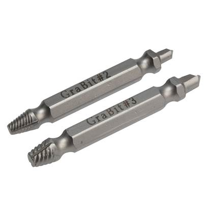 BOA Grabit Screw & Bolt Remover 2 Piece Set