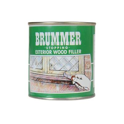 Brummer Green Label Exterior Stopping, Medium Tins