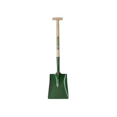 Bulldog Open Socket Square Shovel No.2T 2SM2T