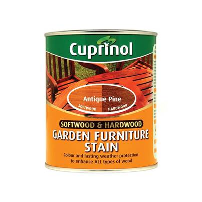 Cuprinol Softwood & Hardwood Garden Furniture Stain 750ml