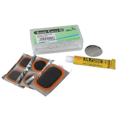 Silverhook Cycle Puncture Repair Kit - Standard