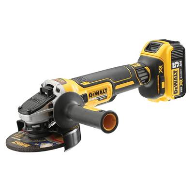 DEWALT DCG405 XR Brushless 125mm Grinder 18V