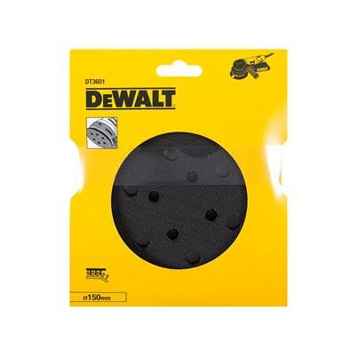 DEWALT DT3601 Backing Pad 150mm For DW443 Sander