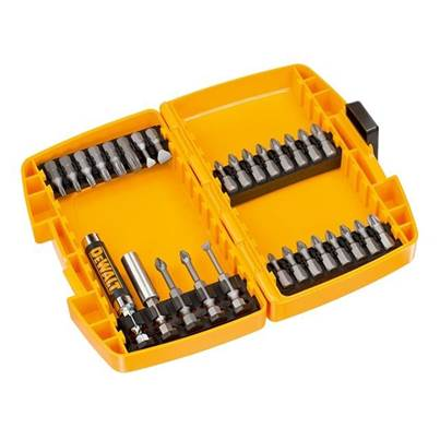 DEWALT DT7922BQZ Small Tough Case Screw Driving Set 29 Piece