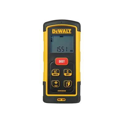 DEWALT DW03050 Laser Distance Measure 50m
