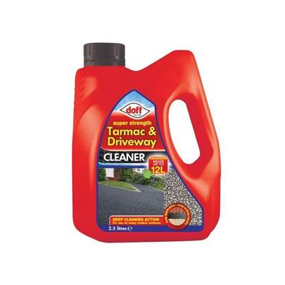 DOFF Super Strength Tarmac & Drive Way Cleaner 2.5 Litre