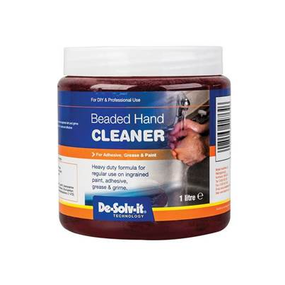 De-Solv-It® Heavy-Duty Beaded Hand Cleaner 1 Litre