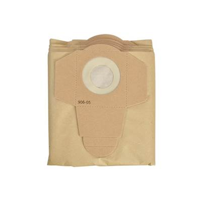 Einhell Dust Bags For INOX 1250 Vacuum Pack of 5