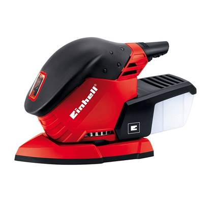 Einhell TE-OS 1320 Multi Sander with Dust Collection 130 Watt 240 Volt