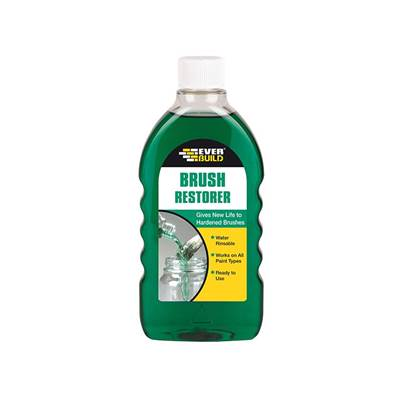 Everbuild Brush Restorer 500ml