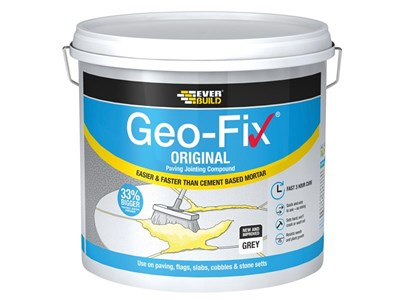 Geo-Fix Paving Mortar Buff 20kg