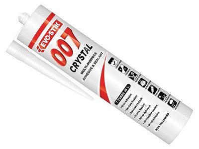 007 Adhesive & Sealant 290ml Black
