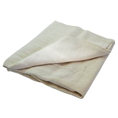 Faithfull Cotton Twill Polythene Backed Dust Sheet 3.7 x 2.4m