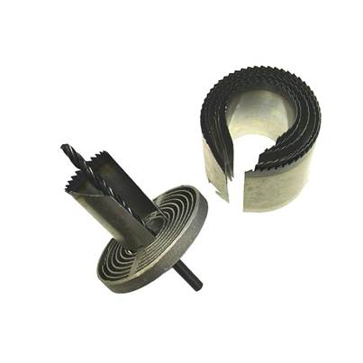 Faithfull Multi Holesaw Set of 7 26-63mm