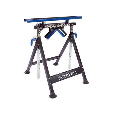 Faithfull 4in1 Roller Stand & Trestle