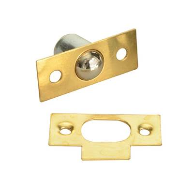 Forge Bales Catch - Brass Finish Pack of 2