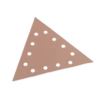 Flex Power Tools Sanding Paper Hook & Loop Backing Triangle