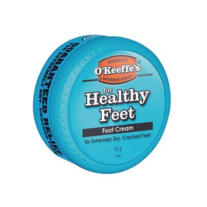 Gorilla Glue O'Keeffe's Healthy Feet Foot Cream 96g Jar