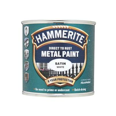 Hammerite Direct to Rust Satin Finish Paint