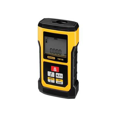Stanley Intelli Tools TLM 165 True Laser Measure 50m