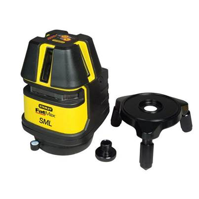 Stanley Intelli Tools SML FatMax Multi-Line Laser Level
