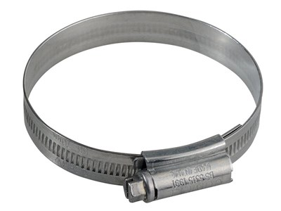 0 Zinc Protected Hose Clip 16 - 22mm (5/8 - 7/8in)