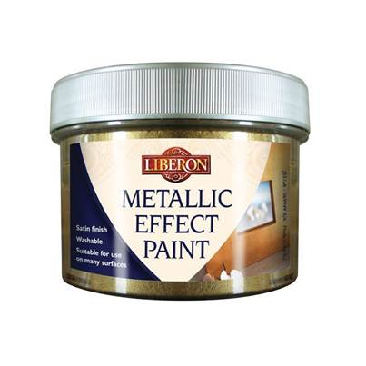 Liberon Metallic Effect Paints