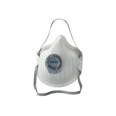 Moldex Classic Disposable Masks FFP2 D Ventex Valve