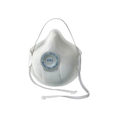 Moldex Smart Series FFP2 NR D Valved Mask (Pack of 20)