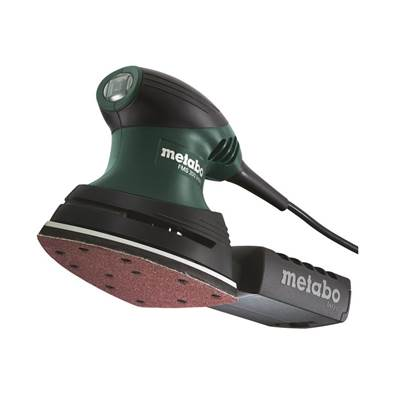 Metabo FMS-200 Intec Palm Tri Sander 200 Watt 240 Volt
