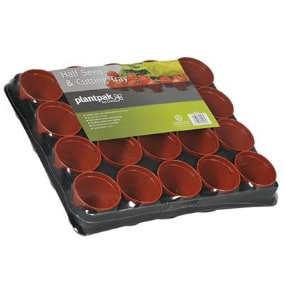 Plantpak Half Seed & Cutting Tray 20 Pot (Pack of 36)