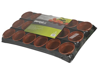 Image of Growing Tray 18 Pot (Pack of 13)