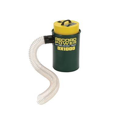 Record Power DX1000 Fine Filter 45 Litre Extractor