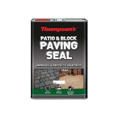 Ronseal Patio & Block Paving Seal Natural 5 Litre