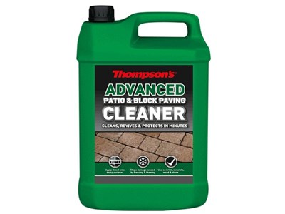 Patio & Block Paving Cleaner Protect 5 Litre