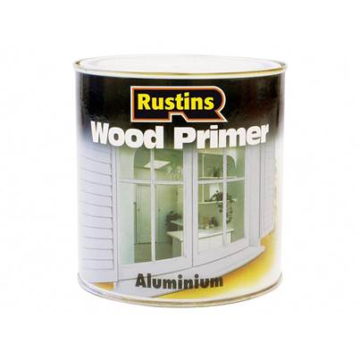 Rustins Aluminium Wood Primers