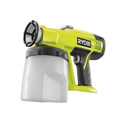 Ryobi P620 ONE+ Speed Paint Sprayer 18 Volt Bare Unit