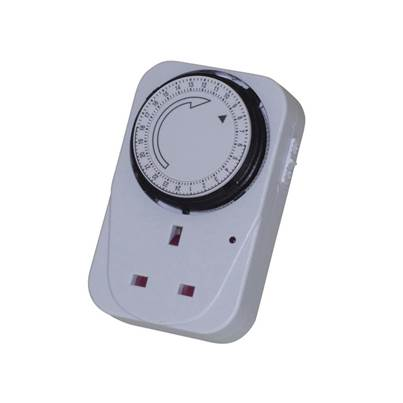 SMJ Basix Mechanical Plug-In Timers