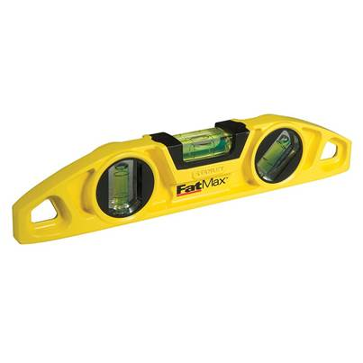 Stanley Tools FatMax Torpedo Level 22cm