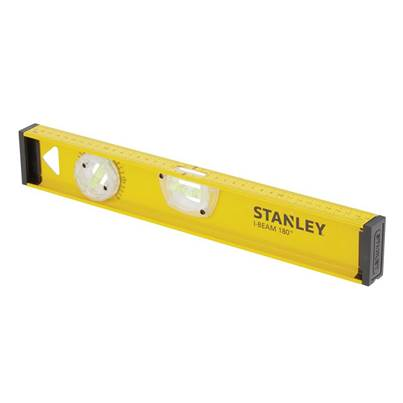 Stanley Tools PRO-180 I Beam Levels 3 Vial