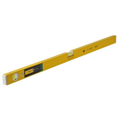 Stabila 80A-2 Double Plumb Box Section Spirit Levels