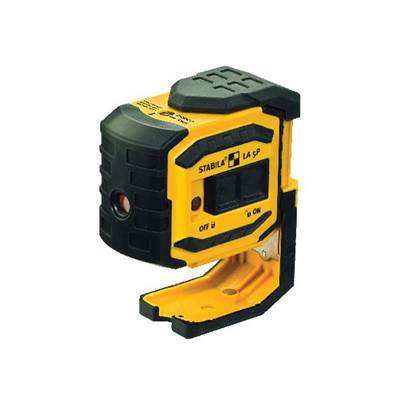 Stabila LA-5P Self Levelling 5 Point Laser Level