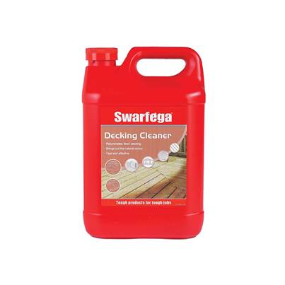 Swarfega Decking Cleaner 5 Litre